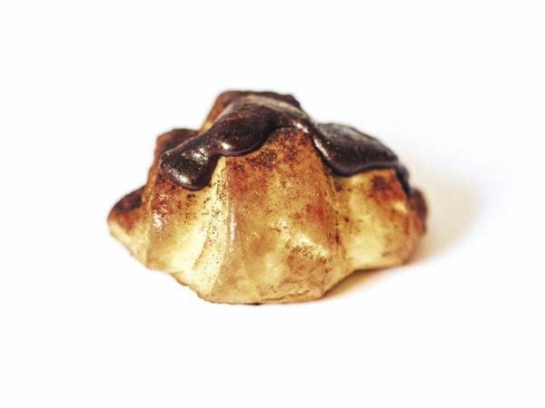 Cornetto al cioccolato