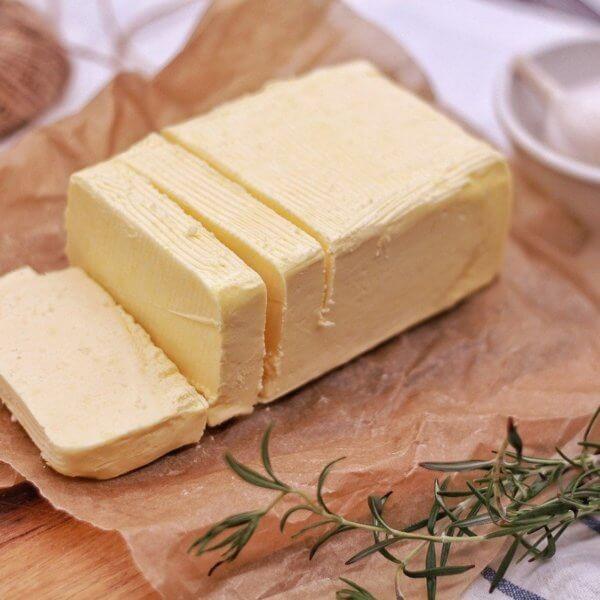burro di alta qualità